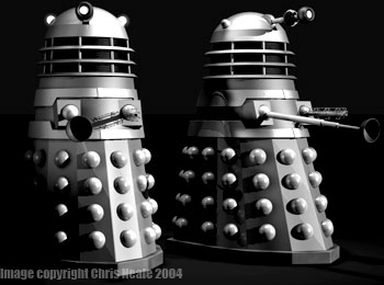 two daleks